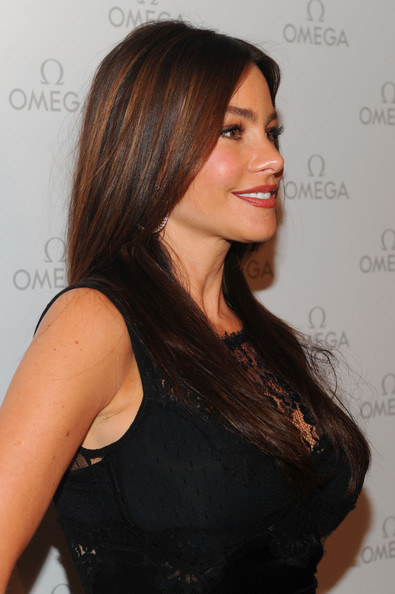 More Pics of Sofia Vergara Dark Lipstick (10 of 46) - Dark ...