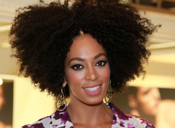 Solange Knowles Geommetric Earrings
