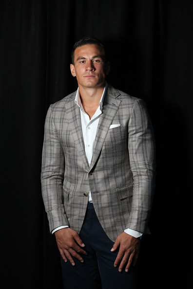 Sonny Bill Williams Fitted Jacket