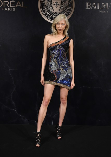 Soo Joo Park One Shoulder Dress