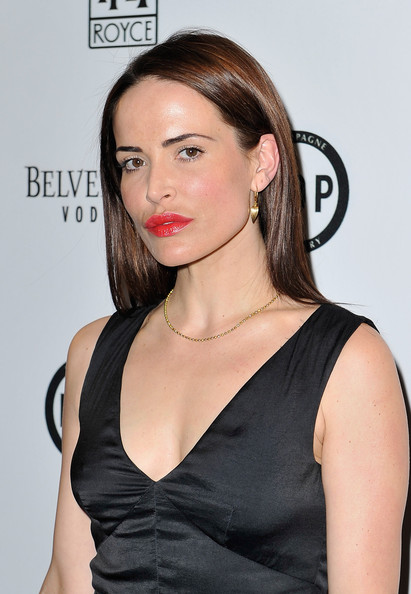 Sophie Anderton Red Lipstick