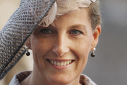 Sophie Countess of Wessex Pearl Drop Earrings