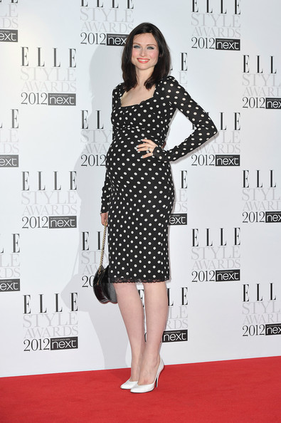 Sophie Eliis Bextor Maternity Dress