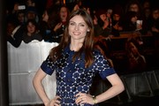 Sophie Ellis-Bextor Print Dress