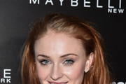 Sophie Turner Long Straight Cut
