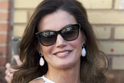 Queen Letizia of Spain Medium Curls