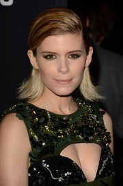Kate Mara was retro-cool with her ombre flip during the 'House of Cards' season 2 premiere.