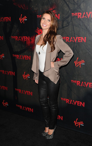 More Pics of Audrina Patridge Blazer (1 of 11) - Audrina Patridge Lookbook - StyleBistro