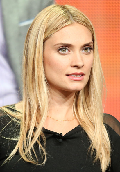Spencer Grammer Long Straight Cut