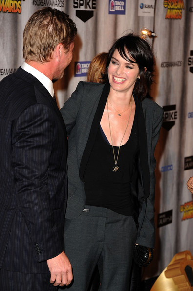 More Pics of Lena Headey Star Pendant Necklace (1 of 11) - Star Pendant Necklace Lookbook - StyleBistro