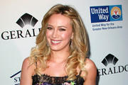 Hilary Duff Gets Girly With an Anya Hindmarch Clutch