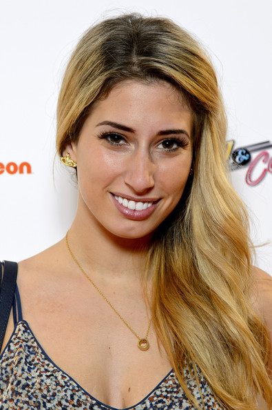 Stacey Solomon Hair
