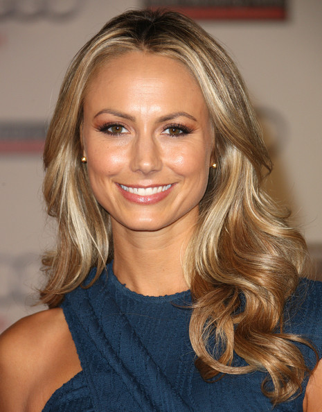 Stacy Keibler Long Center Part