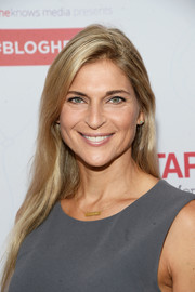 Gabrielle Reece wore her long tresses down when she attended the #StaplesLive 2016.