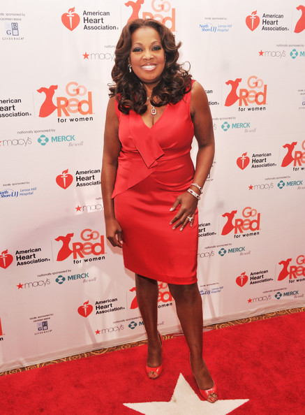 Star Jones Peep Toe Pumps