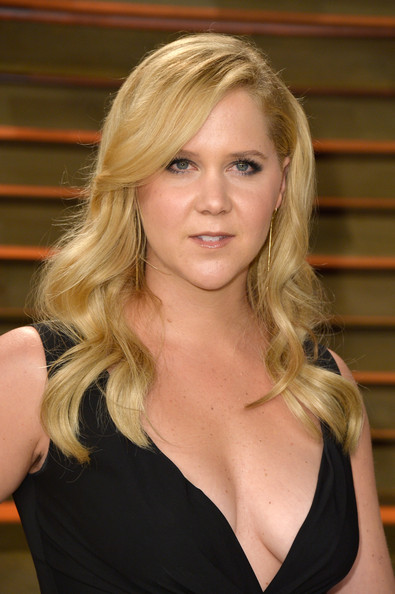 More Pics of Amy Schumer Long Wavy Cut (1 of 3) - Long Wavy Cut Lookbook - StyleBistro