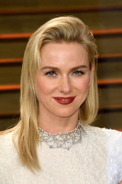 More Pics of Naomi Watts Long Straight Cut (5 of 6) - Naomi Watts Lookbook - StyleBistro