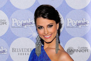 Stefania Fernandez Dangling Diamond Earrings