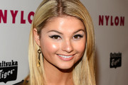 Stefanie Scott Long Straight Cut