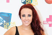 Stephanie Davis Long Wavy Cut