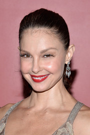 Ashley Judd kept it youthful with this ponytail at the 'Big Stone Gap' screening in New York.