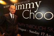The Story of Professor Jimmy Choo OBE Exhibition