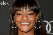 Sufe Bradshaw Long Straight Cut with Bangs