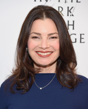 Fran Drescher looked stylish with her flippy 'do at the Broadway opening of 'Sunday in the Park with George.'