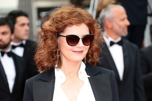 Susan Sarandon Medium Curls