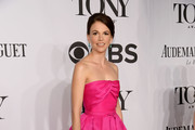 Sutton Foster Strapless Dress