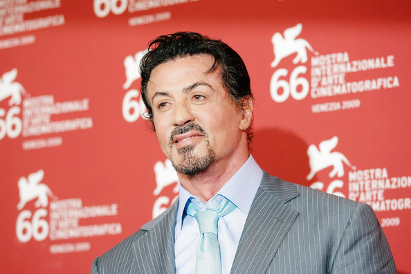 Sylvester Stallone Watches. Actor Sylvester Stallone attends the ...
