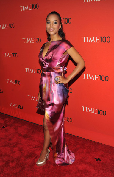 More Pics of Kerry Washington Cocktail Ring  (1 of 6) - Kerry Washington Lookbook - StyleBistro
