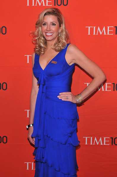 More Pics of Sara Blakely Evening Dress (1 of 5) - Sara Blakely Lookbook - StyleBistro