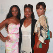 Tracy Reese and Tika Sumpter