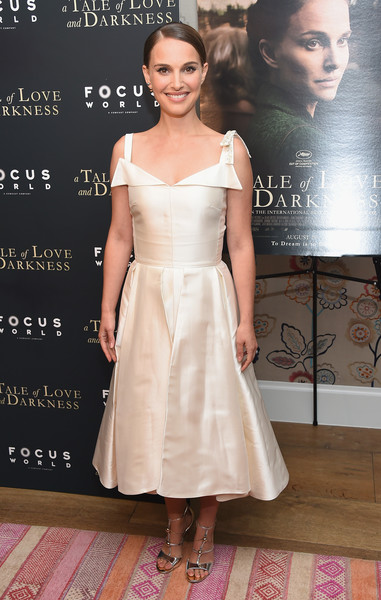 Look of the Day: August 16th, Natalie Portman