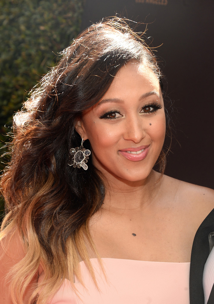 Tamera Mowry Housley Ombre Hair Ombre Hair Lookbook