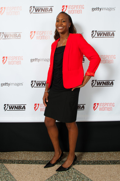 Tamika Catchings Kitten Heels []