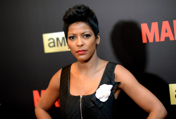 Tamron Hall Fauxhawk [mad men,beauty,fashion,forehead,model,event,dress,performance,flooring,talent show,black hair,tamron hall,the museum of modern art,new york city,new york special screening]