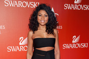 Taraji P. Henson Cutout Dress