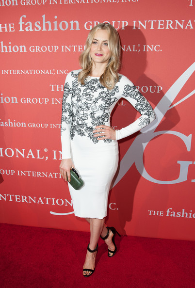 Taylor Schilling Evening Sandals [fashion model,flooring,fashion,carpet,red carpet,cocktail dress,catwalk,long hair,fashion design,product,taylor schilling,new york city,cipriani wall street,the fashion group international,annual night of stars]