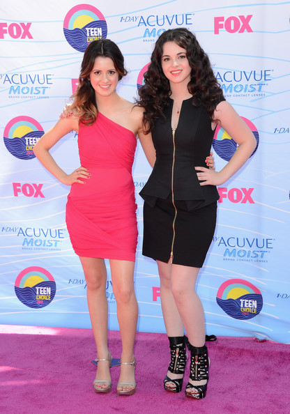 More Pics of Vanessa Marano Little Black Dress (1 of 4) - Vanessa Marano Lookbook - StyleBistro