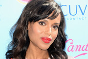 Actress Kerry Washington attends the Teen Choice Awards 2013 at Gibson Amphitheatre on August 11, 2013 in Universal City, California.
