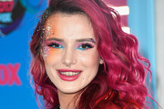 Bella Thorne Bright Eyeshadow