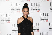 Thandie Newton Halter Dress