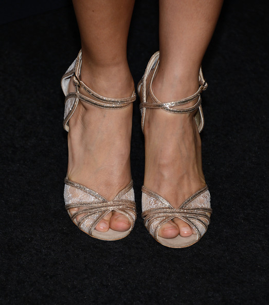 Thandie Newton Gladiator Heels