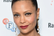 Thandie Newton Red Lipstick