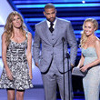 Connie Britton and Matt Kemp