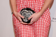 Maisie Williams wore a pair of modern diamond rings at the 2017 BAFTA Tea Party.