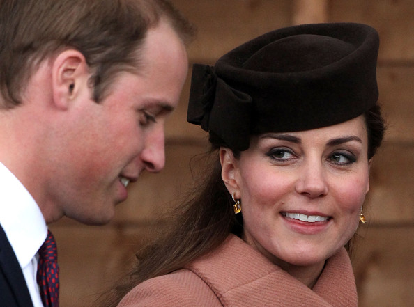 More Pics of Kate Middleton Decorative Hat (1 of 31) - Dress Hats Lookbook - StyleBistro