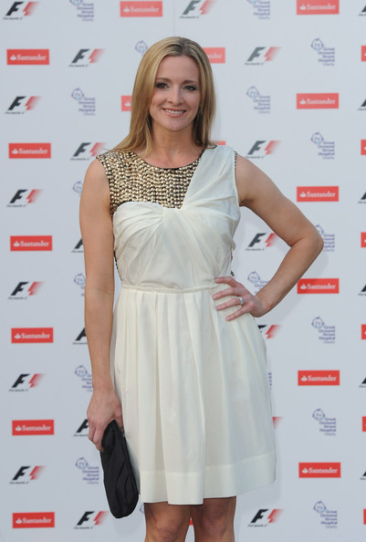 More Pics of Gabby Logan Cocktail Dress (1 of 5) - Gabby Logan Lookbook - StyleBistro